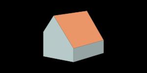 catslide-roof