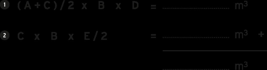 gambrel-content-formula